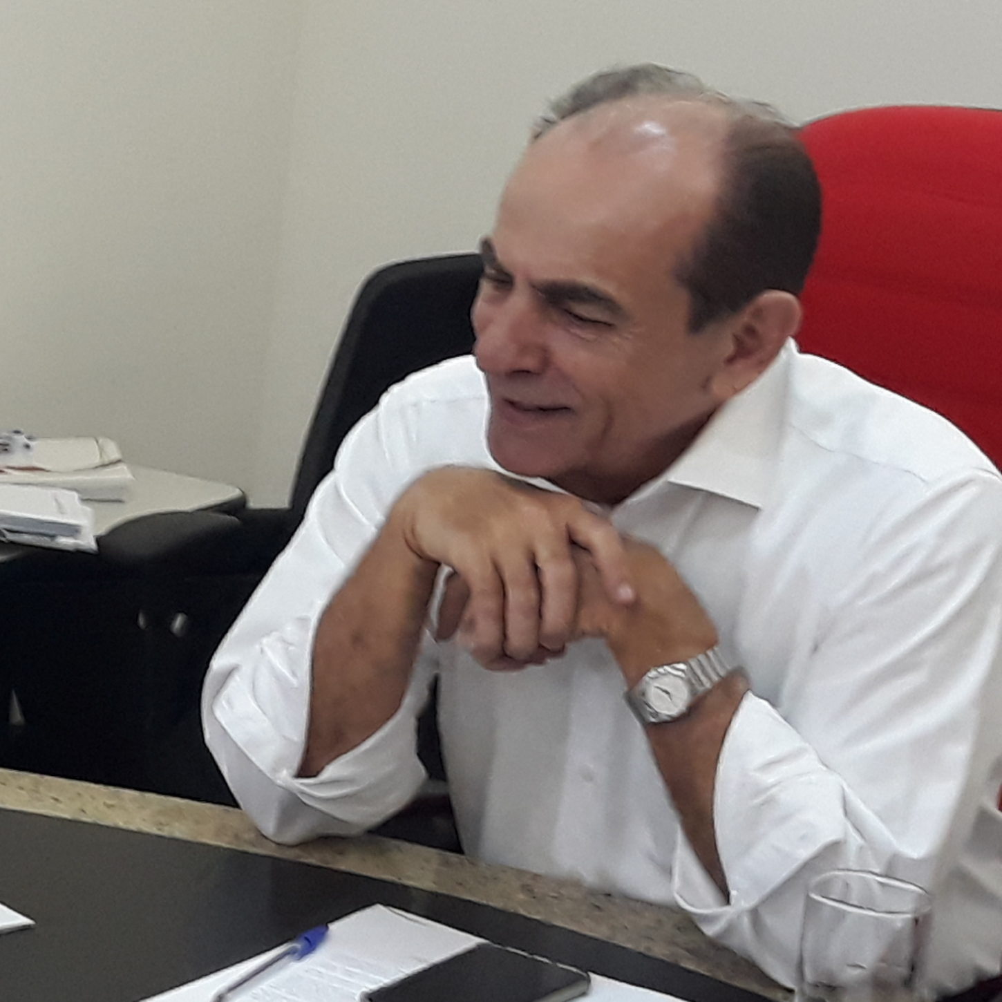 Marcelo Castro é presidente estadual do MDB