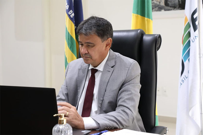 Governador do Piauí, Wellington Dias (PT)