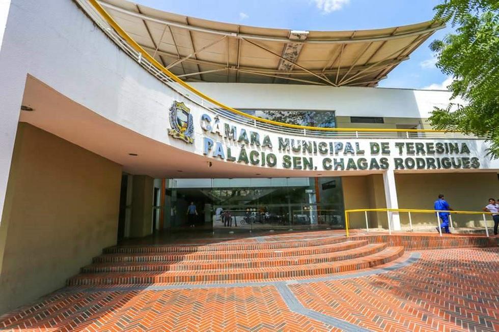 Sede da Câmara Municipal de Teresina