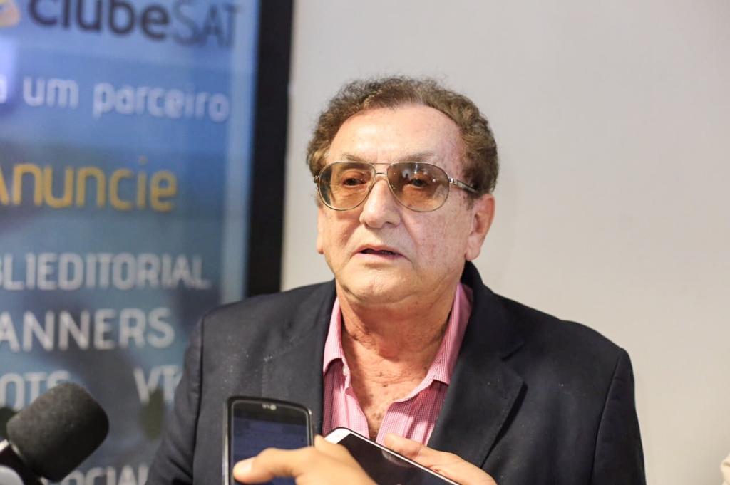 Prefeito de Parnaíba, Francisco de Assis de Moraes Souza, o