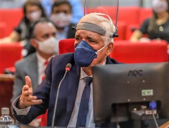 Themístocles Filho volta a suspender as sessões presenciais na Alepi
