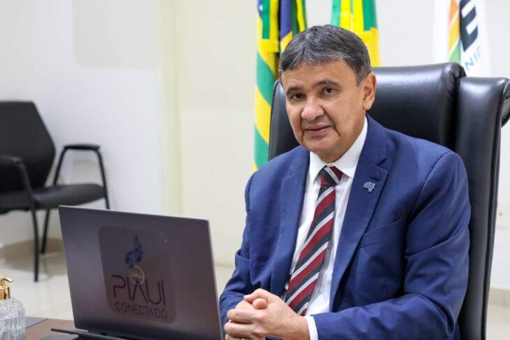 Wellington Dias, governador do Piauí